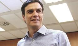 El secretario general del PSOE, Pedro Sánchez. (Foto-Agencias)