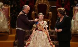Exaltación de la Fallera Mayor Infantil de Valencia, María Donderis (4)