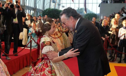 Exaltación de la Fallera Mayor Infantil de Valencia, María Donderis (8)