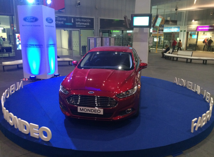Expo Ford Mondeo 2