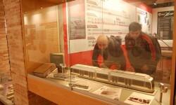 Exposición 'El tranvía moderno. 1994-2014' de FGV sobre la historia de este medio de transporte se prorroga hasta el 22 de marzo.