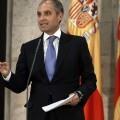 F.Camps durante su etapa como presidente de la Generalitat. (Foto-AFP)