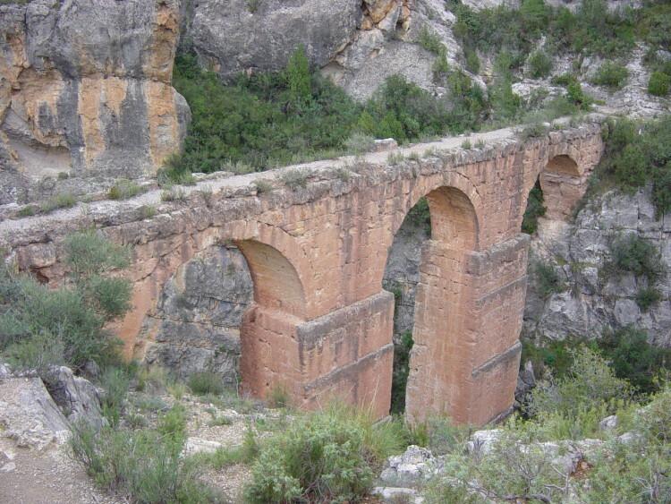 Acueducto de Peña Cortada