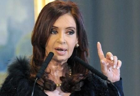 Fernández denunció que hay un complot contra su gobierno.