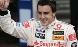 Fernando Alonso aparece en la famosa 'lista Falciani'.