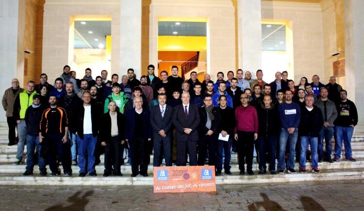 Foto Grupo Presentación Lligues