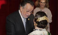 Fotos de José Sapena (Ayuntamiento) de la Exaltación de la Fallera Mayor Infantil de Valencia foto vlcnoticias (3)