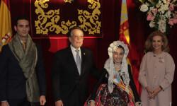 Fotos de José Sapena (Ayuntamiento) de la Exaltación de la Fallera Mayor Infantil de Valencia foto vlcnoticias (4)
