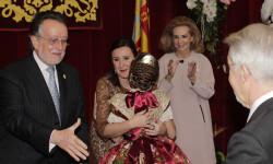 Fotos de José Sapena (Ayuntamiento) de la Exaltación de la Fallera Mayor Infantil de Valencia foto vlcnoticias (8)