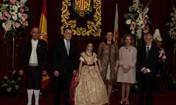 Fotos de José Sapena (Ayuntamiento) de la Exaltación de la Fallera Mayor Infantil de Valencia foto vlcnoticias (9)