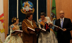 Galería de la inauguración de la Exposición del Ninot (16)