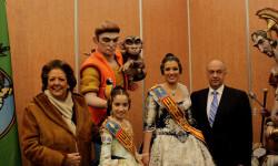 Galería de la inauguración de la Exposición del Ninot (18)