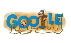 Google recuerda a Gabriel Vargas. Foto: Google