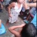Horror en Panamá dos madres obligan a sus hijas de cinco años a pelear salvajemente entre ellas
