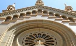 Imagen de la Catedral de La Habana.