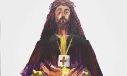 Imagen realizada para el cartel de la Semana Santa.