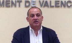 Joan Calabuig, candidato a la alcaldía de Valencia. (Foto-Agencias)