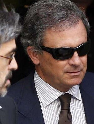 Jordi Pujol Ferrusola. (Foto-AFP)
