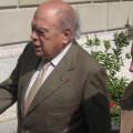 Jordi Pujol y su mujer en una imagen de archivo. (Foto-Agencias)