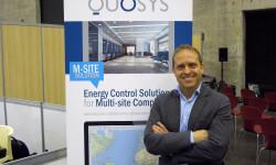 Jorge Torres, CEO de Quosys