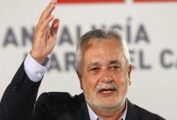 Juan Antonio Griñan, expresidente la de Junta de Andalucía. (Foto-Agencias)