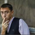 Juan Carlos Monedero en una foto realizada por Sergio Enríquez Nistal.