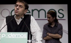Juan Carlos Monedero en una imagen de archivo.