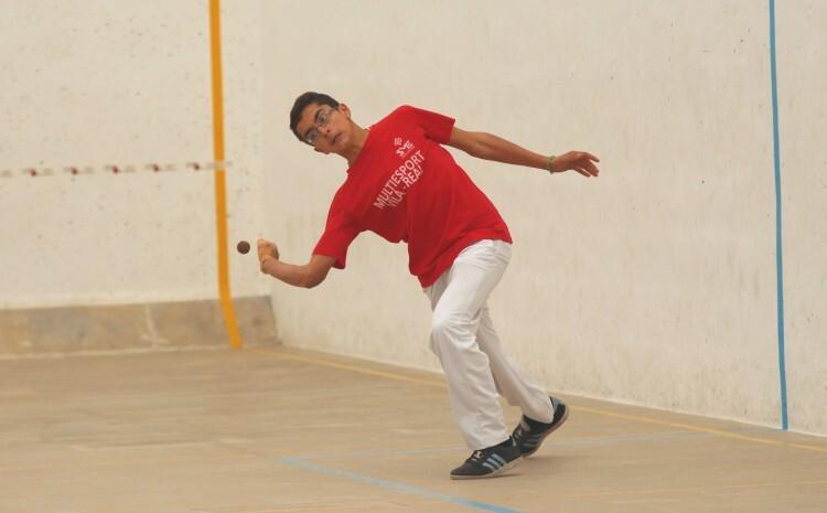 Jugador cadete de Vila-real, Onda