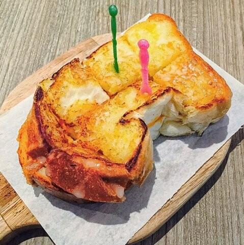 Kaya toast (Singapur)