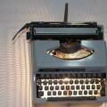 Lámpara máquina de escribir. (2)
