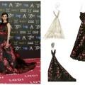 LETICIA DOLERA, vestida de DOLORES PROMESAS HEAVEN, MIBÚH y LODI en los Premios Goya 2015