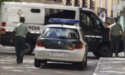 La Guardia Civil en una imagen de archivo. (Foto-Ministerio)