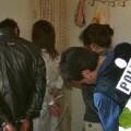 La Policía Nacional detiene a un banda de explotadores laborales. (Foto-Policía)