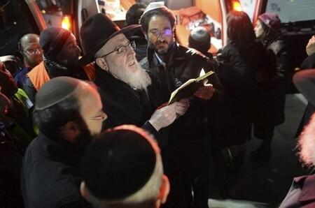 La colectividad judía residente en Francia mostró su solidaridad contra los ataques a Charlie Hebdo. (Foto-AFP)