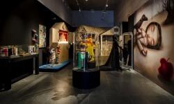 La exposición '30 anys de l'Escalante'.