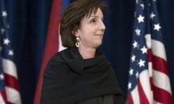 La jefa de la delegación estadounidense, Roberta Jacobson ve posible una buen acuerdo. (Foto-AFP)