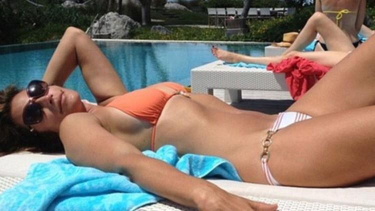 La revancha de Cindy Crawford con una foto muy sensual (2)