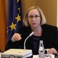 La secretaria de organización del PSC, Assumpta Escarp.