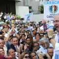 Ledezma será imputado por el actual gobierno de Venezuela como 'conspirador'. (Foto-Agencias)