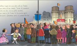 Literatura Infantil i Juvenil  LES FALLES de Carles Cano (1)