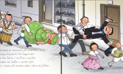 Literatura Infantil i Juvenil  LES FALLES de Carles Cano (3)