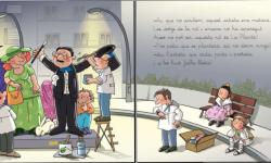 Literatura Infantil i Juvenil  LES FALLES de Carles Cano (4)