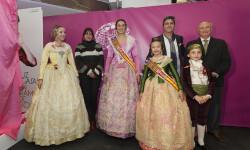 Luz, Casal, Ninot de Blanquerías todos contra el cáncer de mama (8)