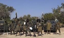 Miembros de la organización terrorista Boko Haram. (Foto-Archivo)