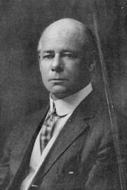 Morgan Robertson en una foto realizada en 1915.