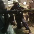 Niños soldados en Nigeria (Foto-AFP)