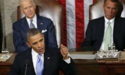 Obama habla ante el Congreso de EE.UU. (Foto-AP)