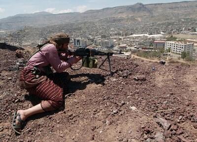 Ofensiva chiíta apoyada por Irán. (Foto-Agencias)