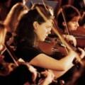 Orquesta compuesta por mujeres.