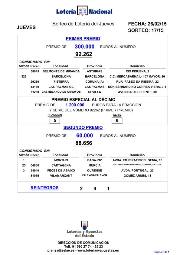 PREMIOS_MAYORES_DEL_SORTEO_DE_LOTERIA_NACIONAL_JUEVES_26_2_15_001